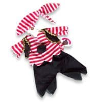 build a bear fit Teddy Bear Clothes Pirate Outfit